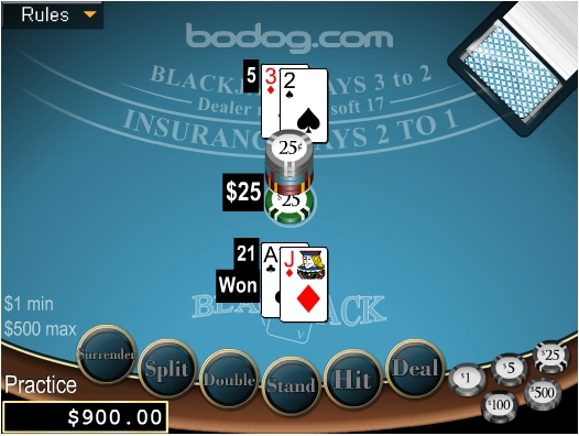 free online blackjack games bodog girls